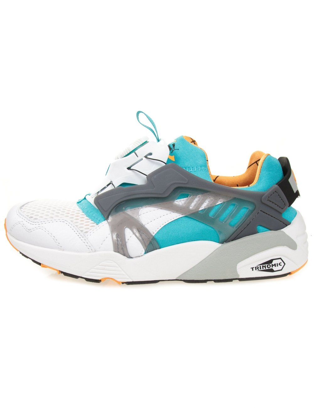 puma disc blaze trinomic og 93 hawaiian ocean trainers. Black Bedroom Furniture Sets. Home Design Ideas