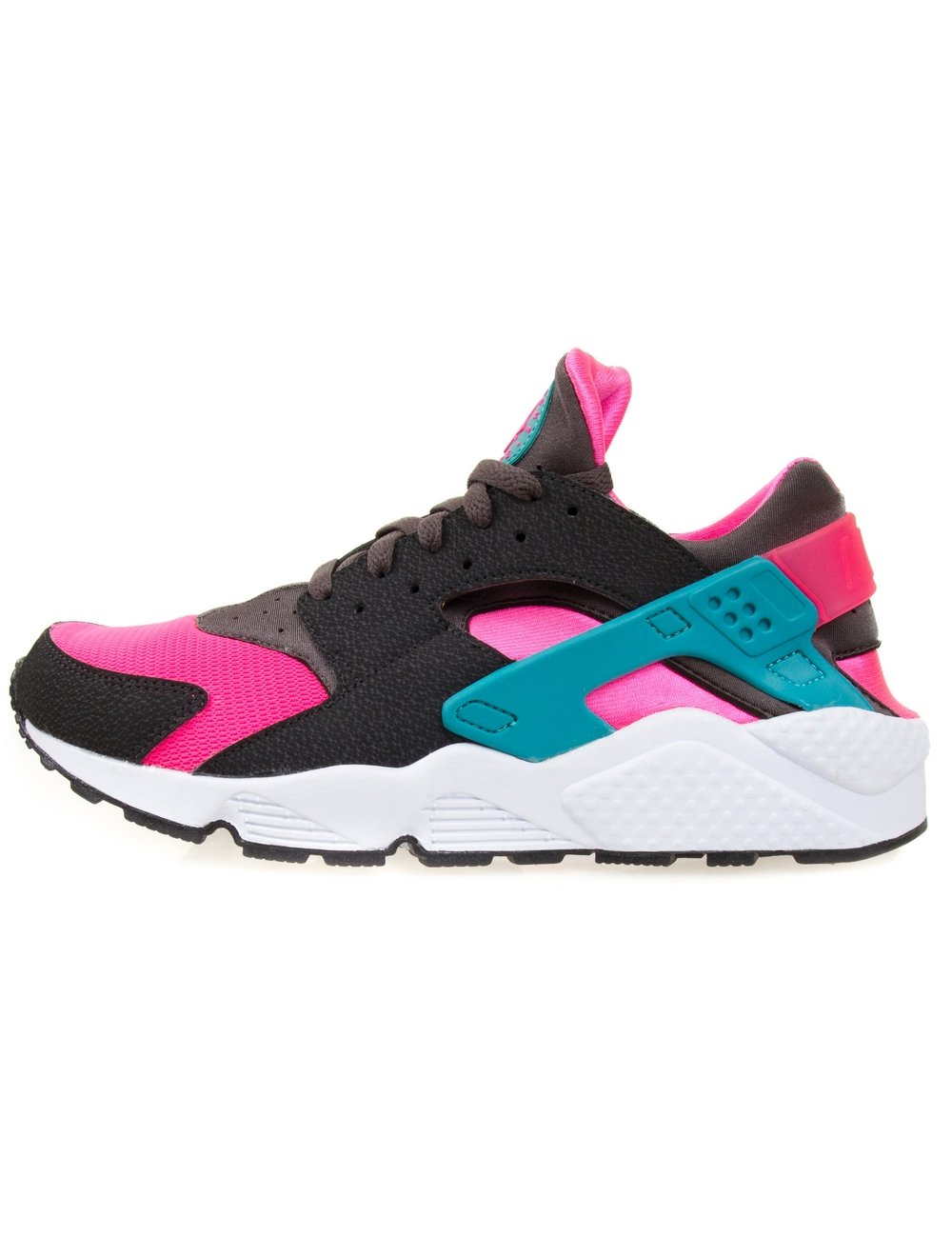 nike air huarache hyper pink trainers from iconsume uk. Black Bedroom Furniture Sets. Home Design Ideas