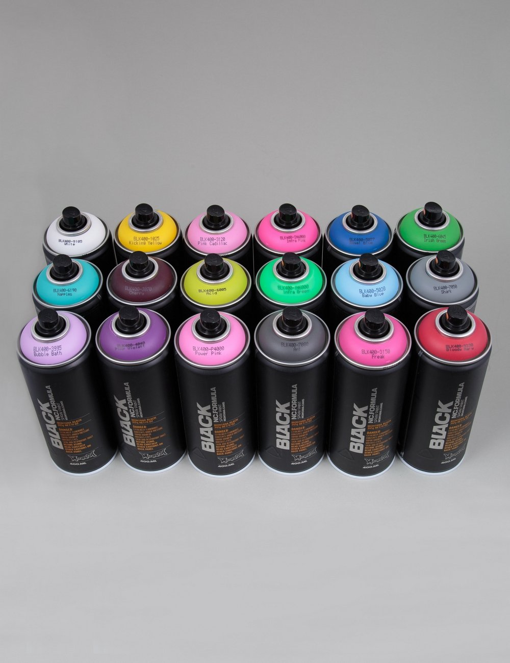 Montana Black Spray Paint Deal 18 Cans Spray Paint Supplies From Iconsume Uk