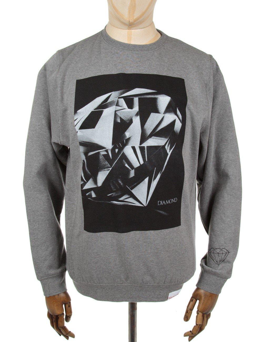 Diamond Supply Co Diamond Cut Crewneck Sweatshirt ... - photo#26