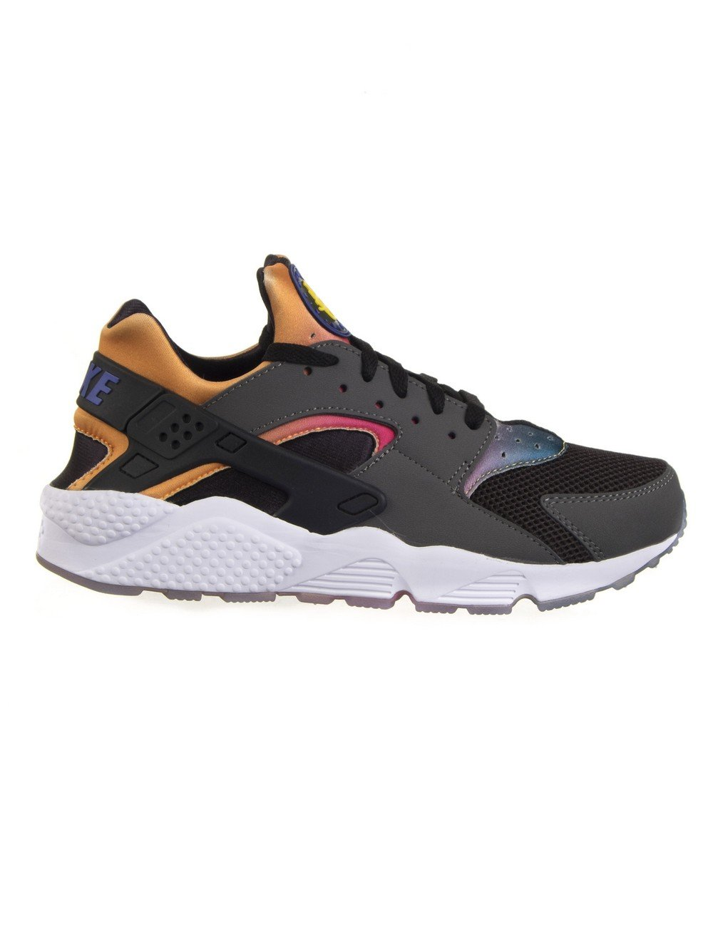 nike air huarache run sd shoes black prism violet trainers from iconsume uk. Black Bedroom Furniture Sets. Home Design Ideas