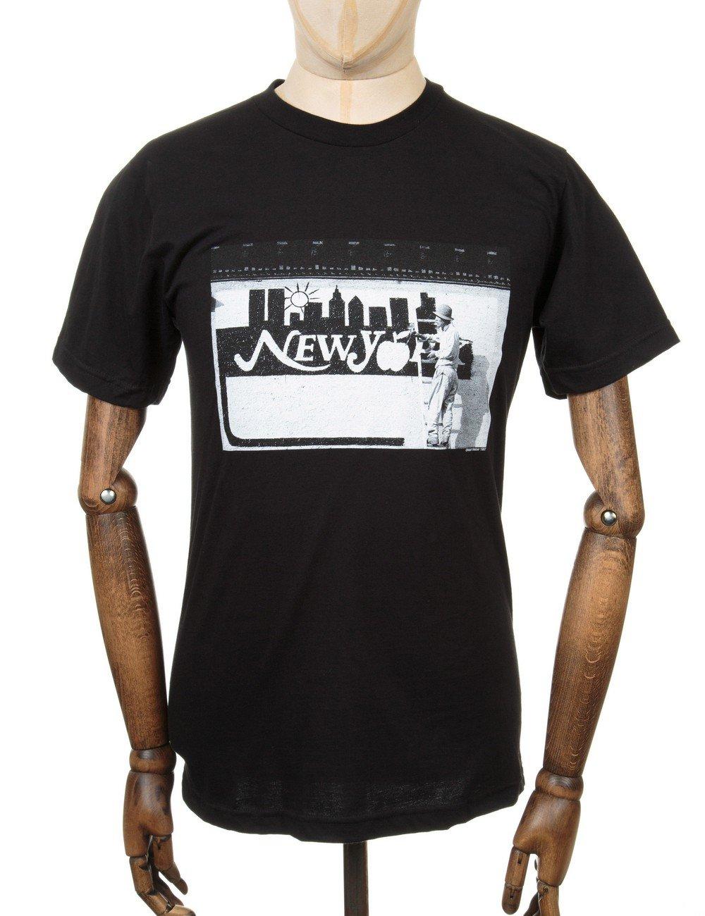only ny clothing painters photo t shirt black t shirts