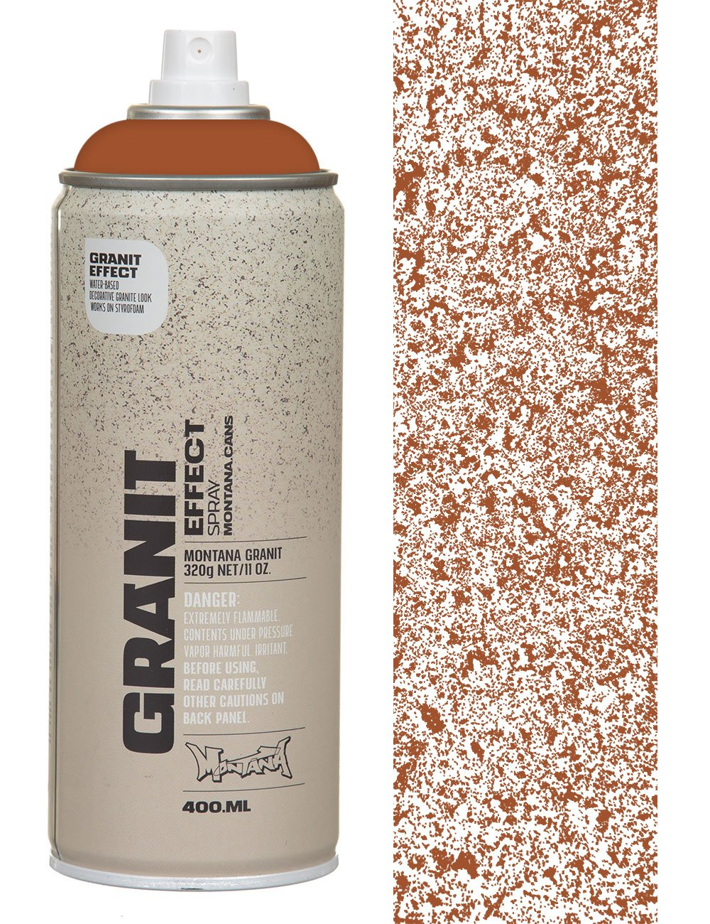 Montana Gold Brown Granite Effect Spray Paint 400ml Spray Paint Supplies From Iconsume Uk