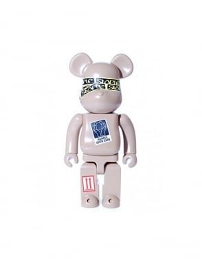 Medicom Staple Design NYC - 400% Bearbrick