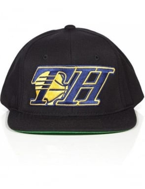 The Hundreds Show Snapback - Golden State - Navy/Yellow