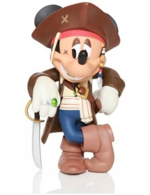 Medicom Mickey Mouse - Jack Sparrow