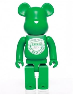 Medicom House of Pain 400% Bearbrick