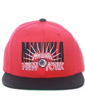 Mishka Dynasty Snapback - Red
