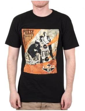 Obey Clothing RIP MCA Tee - Black