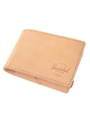 Herschel Supply Co Lyle Thick Wallet - Natural