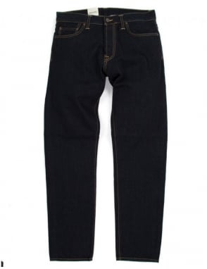 Carhartt Klondike II Pant - Blue Rinsed (Tracy Denim)