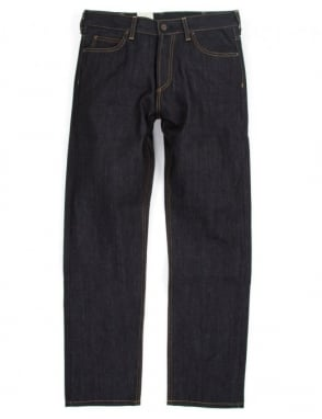 Carhartt Marlow Pant - Blue Rigid (Hanford Denim)