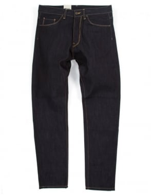 Carhartt Vicious Pant - Blue Rigid (Merced Denim)