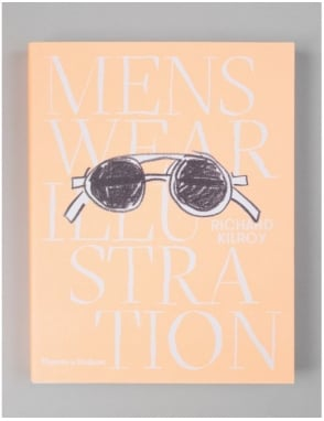 Thames and Hudson Menswear Illustration Book