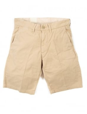 Carhartt Johnson Short - Safari
