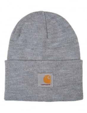 Carhartt Watch Hat - Heather Grey